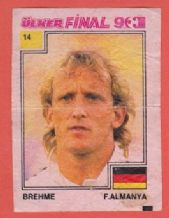 Germany Andreas Brehme Inter Milan 14